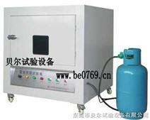 电池燃烧颗粒试验机