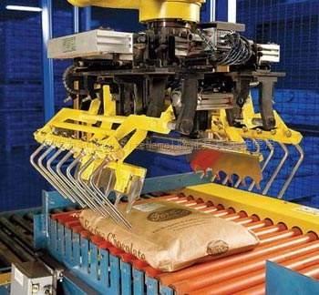 包装机械一轮激战 自动化技术大有作为