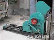 独有特性煤渣粉碎机是其他设备不能比的