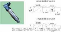 防腐压阻式压力变送器|防腐压力变送器