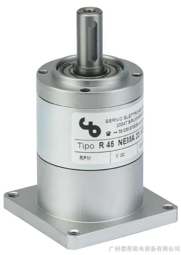 意大利bernio微型减速电机