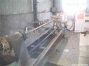 耐磨砼泵管淬火淬火机床-砼泵管内壁感应淬火设备