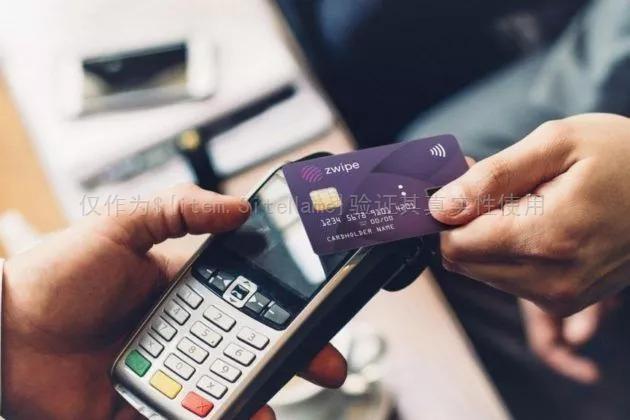 生物识别支付卡来了!Zwipe:今年推向欧洲或中东市场