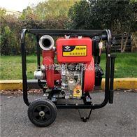 HS25FP冰冻天用电启动柴油动力高压排水泵