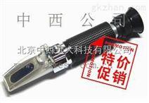 中西厂家折射计库号:M299498