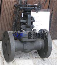 Z41H型铸钢锻造Z41H法兰高压闸阀