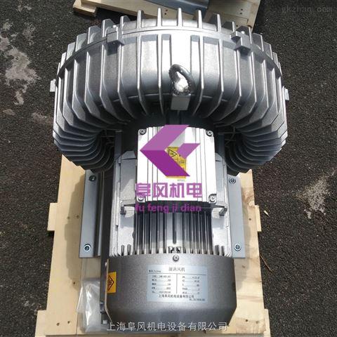 单段式高压环形风机