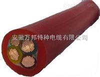 YGCR-3*35+1*10耐高温硅橡胶电缆
