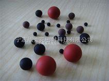 进口耐磨损橡胶球