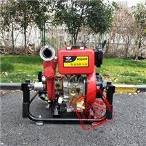 2.5寸高压柴油机抽水机