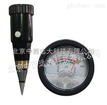 中西(厂家)便携式土壤酸度计库号:M407211