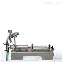 半自动液体搅拌式灌装机