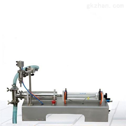 调味料液体气动定量灌装设备