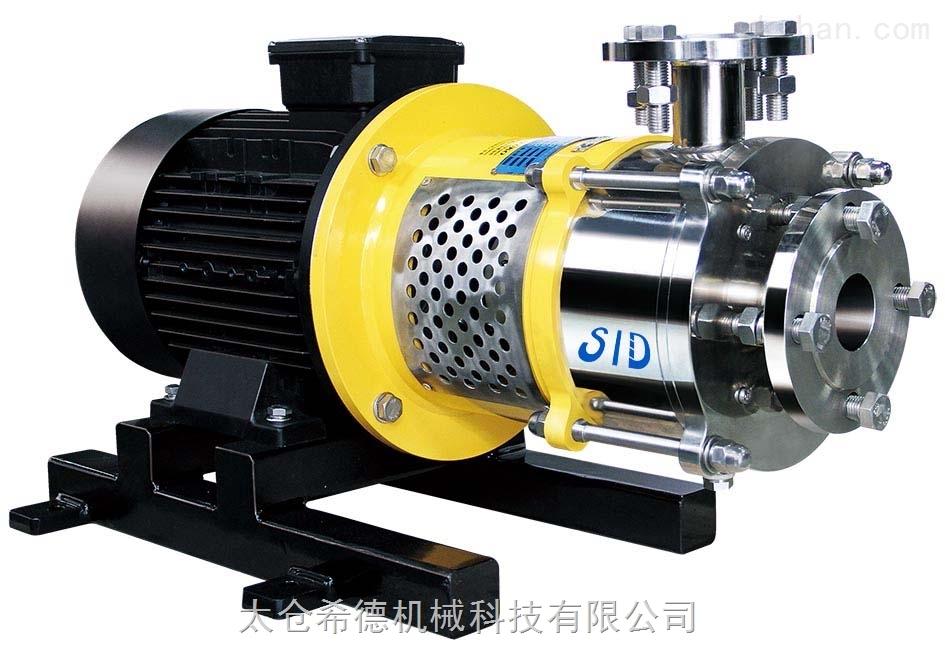 乳制品管线式胶体磨剪切乳化机
