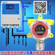 工业罐区甲烷检测报警器,气体探测仪报警值如何设定?
