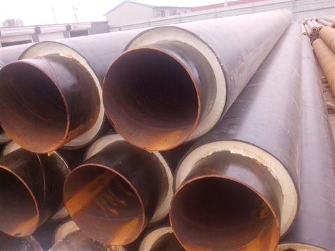 48*4直埋式聚氨酯预制保温管供应价格