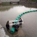 天津定制水上工程建设浮体 河道警示pe浮筒