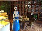 餐厅机器人服务员