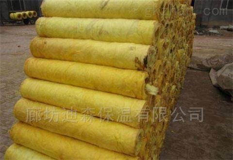 泰安高密度玻璃棉管质量安全