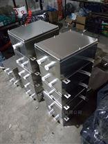 下进下出IICT4不锈钢防爆接线箱