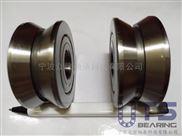 LV20/10ZZ导轨滚轮轴承-用于重型导轨设备轴承