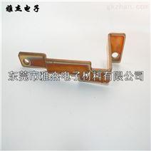 水刀切割异形硬连接铜排