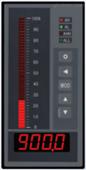 XST/A-S光柱型压力控制显示仪表