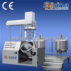 SH-SMEBB霜系列可倾真空均质乳化机