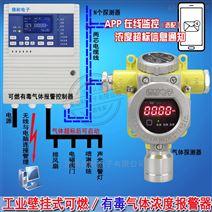 壁挂式二氧化氯泄漏报警器,可燃气体探测仪如何使用?