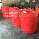 厂家供应污水输送480mm内径塑料管道浮筒