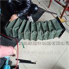 江苏纺织机械设备矩形风道软连接定做