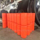 海边防护渔网浮筒厂家