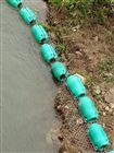 电站塑料拦污浮筒