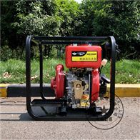 HS20HP2寸铸铁高压离心泵柴油发电机