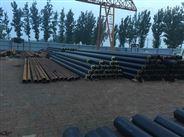 159钢套钢蒸汽预制保温管厂家供应
