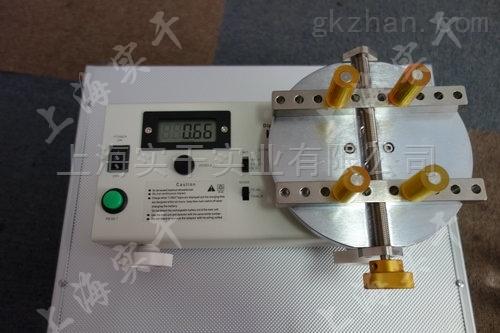 香水瓶盖扭矩仪|香奈儿香水瓶盖扭矩测试仪