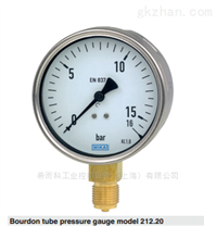WIKA压力表212.20/213.40/PSD-30/ TSD-4