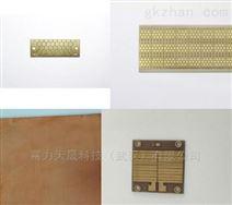 不易碎ZTA氧化锆增韧氧化铝陶瓷线路板