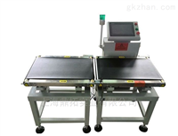 DT生产线输送皮带机检重称重