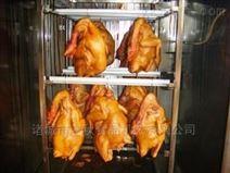 肉类烟熏炉生产厂家-快速提高炉温均匀上色