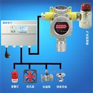 实验室氯化氢气体报警器,无线监测