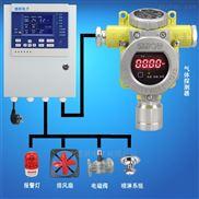 固定式氧气浓度报警器,智能监控