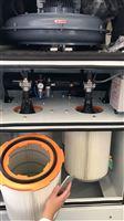 MCJC-4000工业单机脉冲集尘器