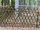 竹篱笆栅栏围栏