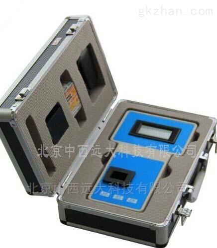 中西便携式余氯检测仪