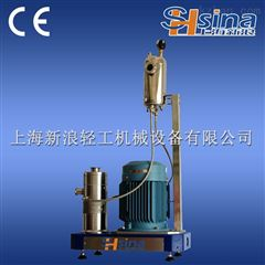 上海新浪直销NKD纳米陶瓷隔膜浆料分散机