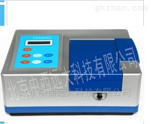 中西紫外分光光度计 型号:ZX-752