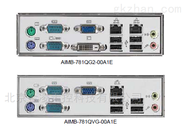 研华主板AIMB-781QG2