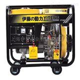 3kw伊藤小型柴油单相发电机