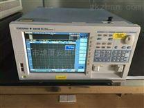 收购横河 AQ6373 AQ6375 AQ6370D光譜分析儀